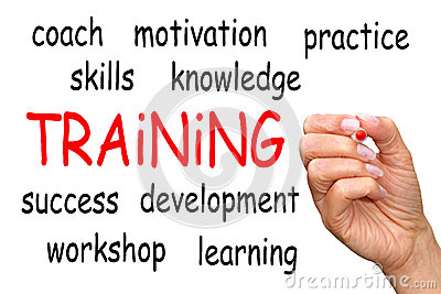 Features of training