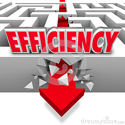 Efficiency Arrow Breaking Barriers Better Effective Results