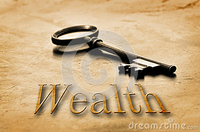 Key to Wealth and Riches