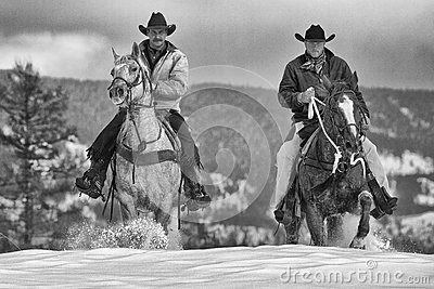 Real time cowboys
