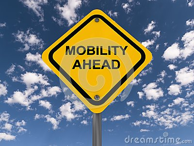 Mobility ahead