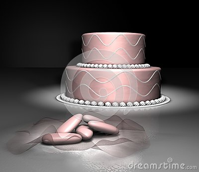Cake and comfit