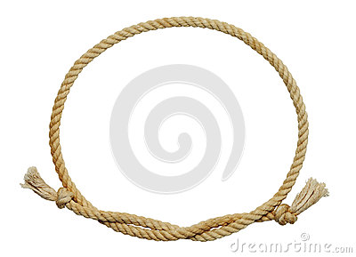 Rope Oval