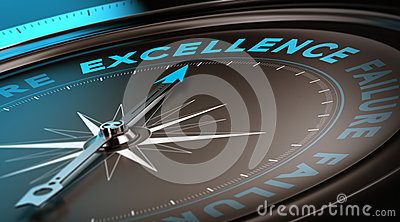 Excellence Concept, Quality Service