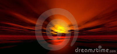 Sunset  background 4