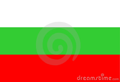 National Flag of Bulgaria