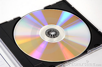Cd In Case
