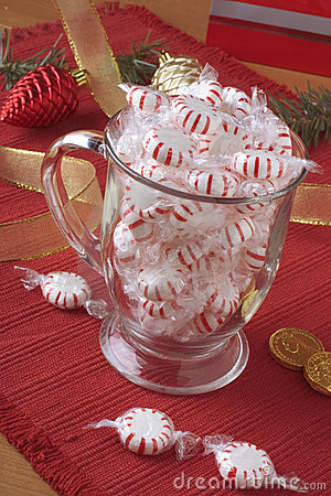 Peppermint Cup