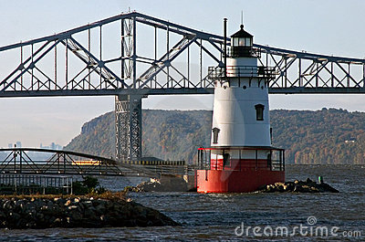 Lighthouse and Bridge