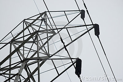 Tower with Wires