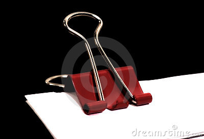 Red Clip