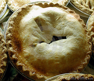 Holiday Apple Pies
