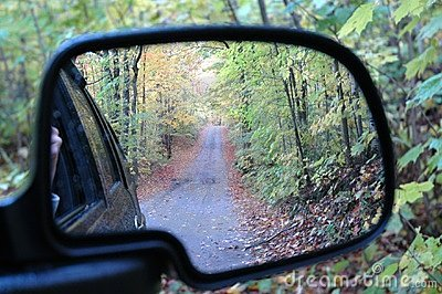 In The Rearview
