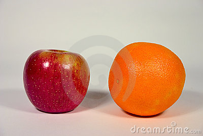 Apple and Orange
