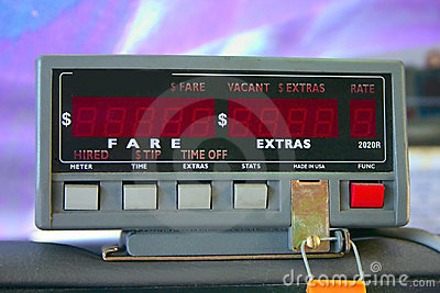 Taxicab Meter
