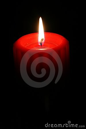 Red Candle 1