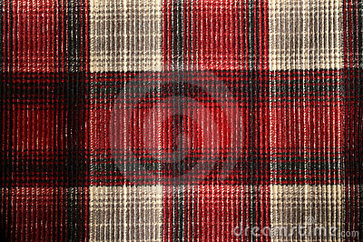 Plaid Corduroy Texture