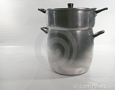 couscous pan - Steamer pan or dish