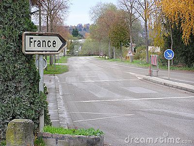 Way to France