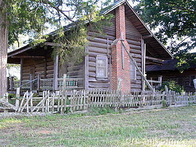 Old Log Cabin