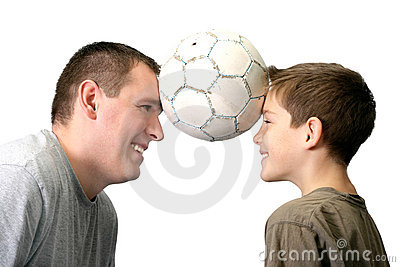 Father And Son - Playing