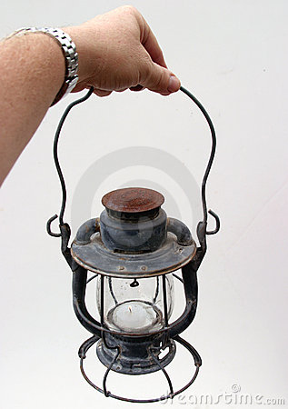 Old lamp 2