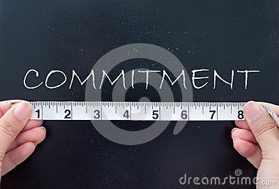 Measuring commitment