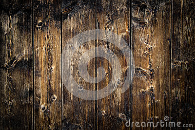 Old Barn Wood Floor Background Texture