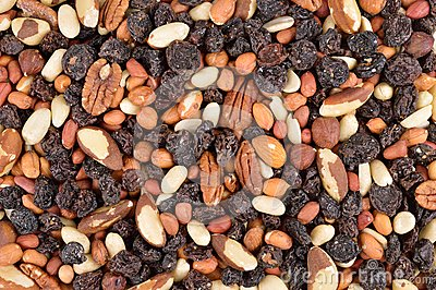 Fruit  and Nuts Mixture