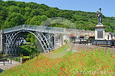 Summer Ironbridge