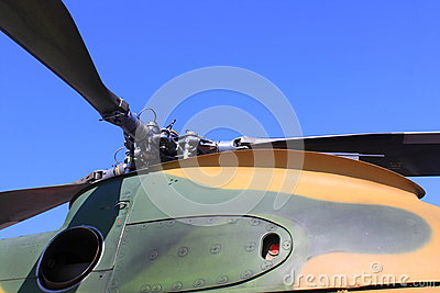 Helicopter rotors