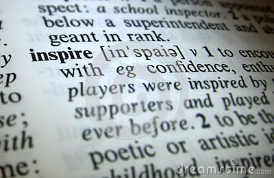 Inspire dictionary definition