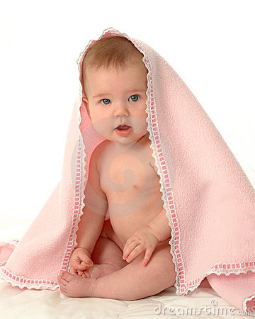 Covered Baby