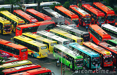 Mien bus station
