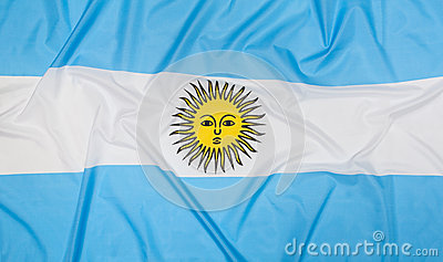 Argentinian Flag of Argentina
