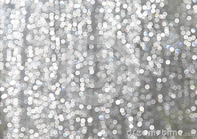 White Sparkles with lite Blue Gray Background