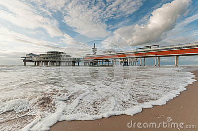 The Pier of Scheveningen