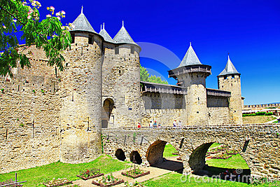 Carcassonne (France, Languedoc)