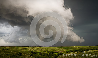 South Dakota Thunder Storm