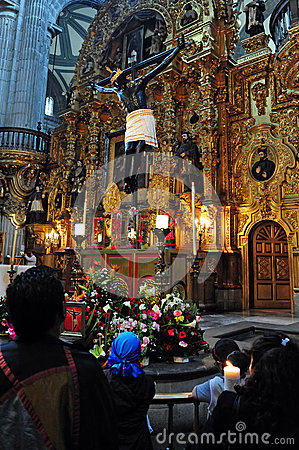 Roman Catholicism in mexico