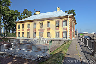 Summer Palace of Peter the Great, Saint Petersburg, Russia