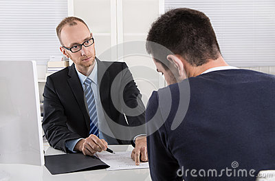 Problems at workplace: boss critic his employee because of his b