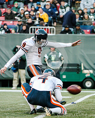 Robbie Gould, Chicago Bears