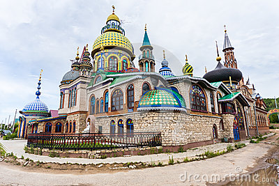 Temple of All Religions