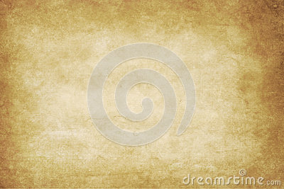 Old paper texture or background with dark vignette b