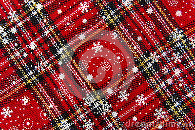 Christmas Stocking Background Texture