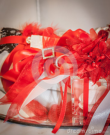 Red Thoughts for weddings
