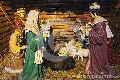 The Birth of Jesus
