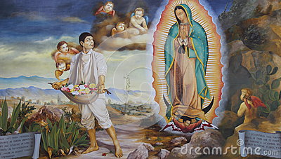 Virgin Mary Guadalupe I
