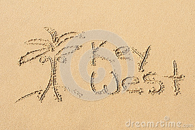 Key West in the Sand